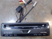 ALPINE ELECTRONICS Car Audio DVA-5205